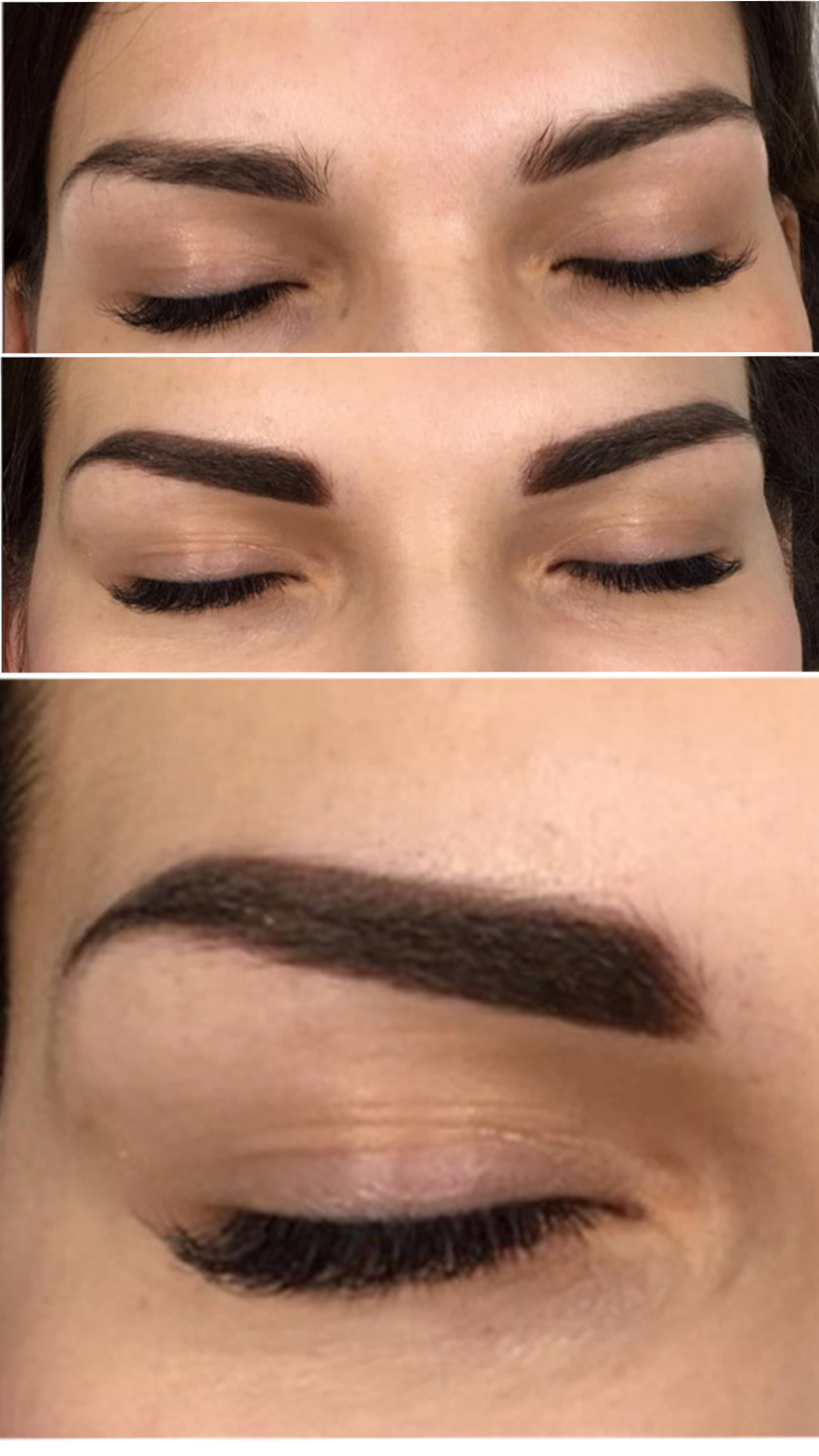 Перманентный макияж хной